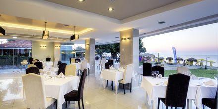 Restauranten på Hotel Santa Helena Beach i Platanias på Kreta, Grækenland.