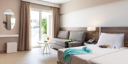 1-værelses lejlighed på Hotel Santa Helena Beach i Platanias på Kreta, Grækenland.