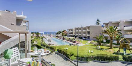 Hotel Santa Helena Beach i Platanias på Kreta, Grækenland.