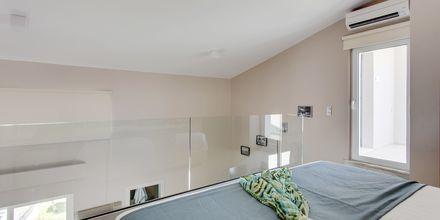1-værelses lejlighed i etage på Hotel Santa Helena Beach i Platanias på Kreta, Grækenland.