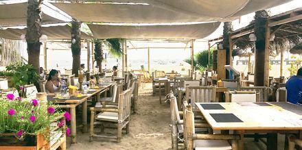 Strandrestaurant i Santa Maria