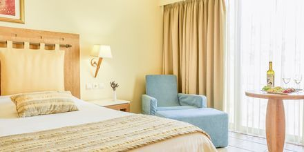 Dobbeltværelser på Hotel Santa Marina Plaza på Kreta, Grækenland.
