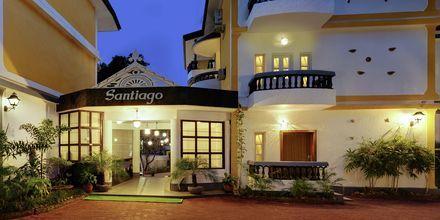 Hotel Santiago Goa, Det Nordlige Goa.