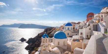 Santorini, Grækenland.