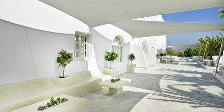 Hotel Santorini Palace på Santorini.