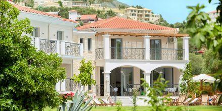 Hotel Sappho i Parga, Grækenland.