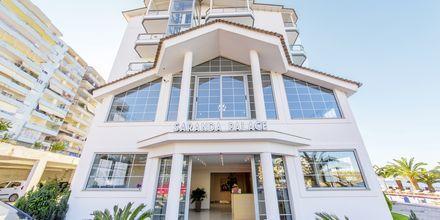 Hotel Saranda Palace i Albanien