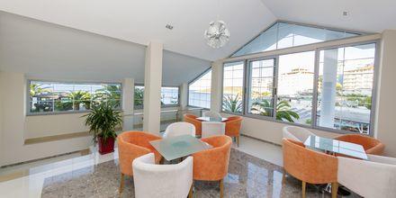 Lounge på Hotel Saranda Palace i Albanien