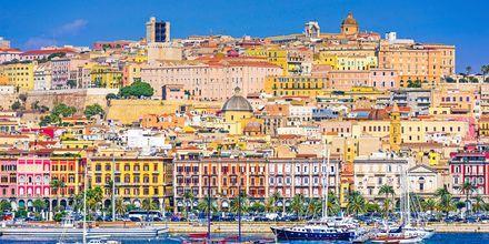 Cagliari, Sardinien.