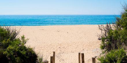 Smaragdkysten på Sardinien.