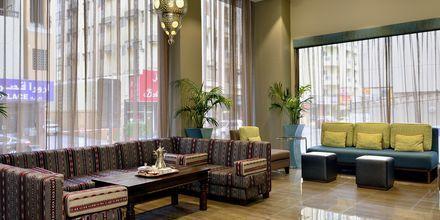Lobby på Hotel Savoy Central i Bur Dubai, De Forenede Arabiske Emirater.