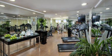 Fitness på Hotel Savoy Central i Bur Dubai, De Forenede Arabiske Emirater.
