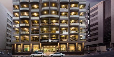 Hotel Savoy Central i Bur Dubai, De Forenede Arabiske Emirater.