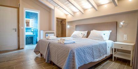 Superior-værelser på Hotel Seaview på Lefkas, Grækenland.