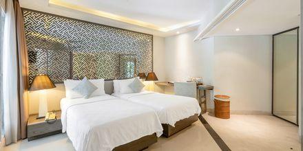 Deluxe-værelse på Hotel Segara Village, Bali, Indonesien.