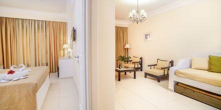 2-værelses lejlighed på Hotel Sellada Beach på Santorini, Grækenland.