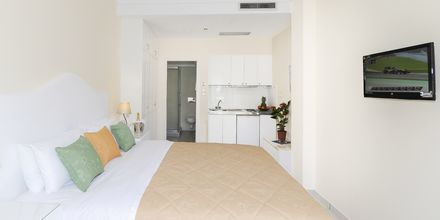 1-værelses lejlighed på Hotel Sellada Beach på Santorini, Grækenland.