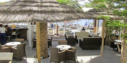 Hotel Sellada Beach på Santorini, Grækenland.