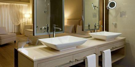 Suite på Hotel Aegean Pearl på Kreta, Grækenland.