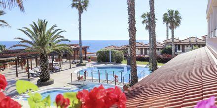Pool på Sentido Galomar på Madeira, Portugal.