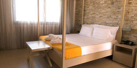 Junior-suite på Sentido Port Royal Villas & Spa på Rhodos.