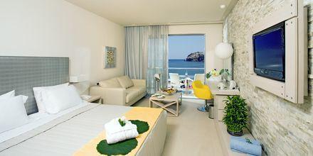 Dobbeltværelse med havudsigt på Sentido Port Royal Villas & Spa i Afandou på Rhodos