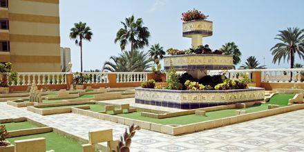 Minibar på Hotel Servatur Caribe i Playa de las Americas på Tenerife.