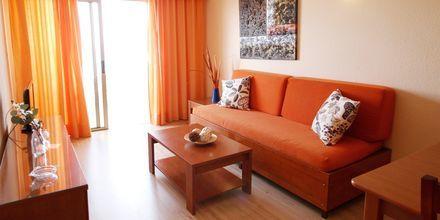 2-værelses lejlighed på Hotel Servatur Caribe i Playa de las Americas på Tenerife.