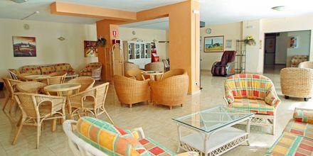 Lobby på Hotel Servatur Caribe i Playa de las Americas på Tenerife.