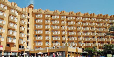 Pool på Hotel Servatur Caribe i Playa de las Americas på Tenerife.