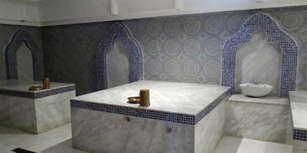 Hamam på nabohotellet Shams Imperial