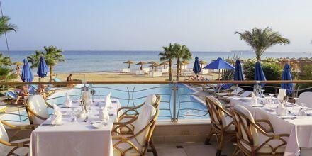 Restaurant på Hotel Shams Prestige Abu Soma i Soma Bay, Egypten.