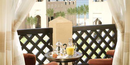 Udeplads på Sharq Village & Spa i Doha, Qatar.