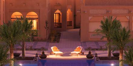 Poolområde på Sharq Village & Spa i Doha, Qatar.