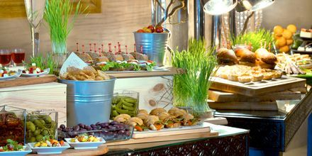 Buffetrestaurant på Sharq Village & Spa i Doha, Qatar.