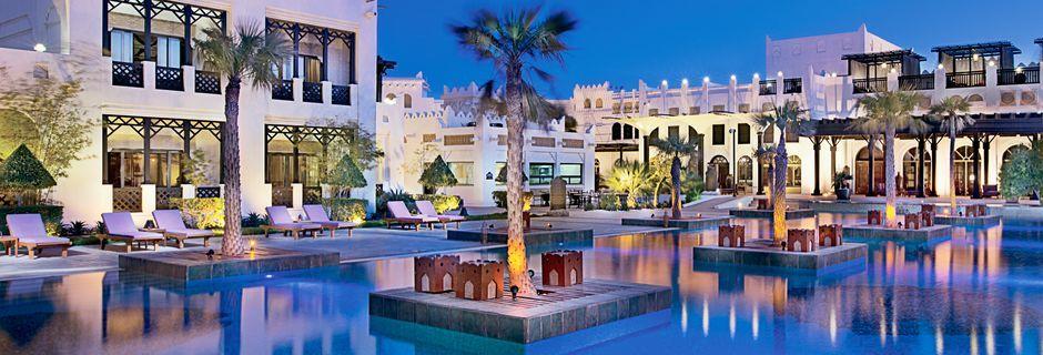 Sharq Village & Spa i Doha, Qatar.