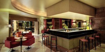 Baren på Hotel Sheraton Fuerteventura Beach, Golf & Spa Resort på Fuerteventura, De Kanariske Øer, Spanien.