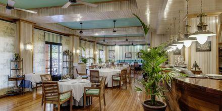Restauranten på Hotel Sheraton Fuerteventura Beach, Golf & Spa Resort på Fuerteventura, De Kanariske Øer, Spanien.