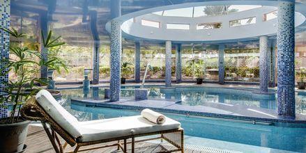 Spa på Hotel Sheraton Fuerteventura Beach, Golf & Spa Resort på Fuerteventura, De Kanariske Øer, Spanien.