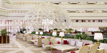Atrium Lounge på Sheraton Grand Doha Resort i Doha, Qatar.