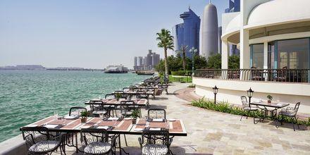 Restaurant La Veranda på Sheraton Grand Doha Resort i Doha, Qatar.