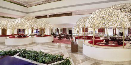 Restaurant Al Hubara på Sheraton Grand Doha Resort i Doha, Qatar.