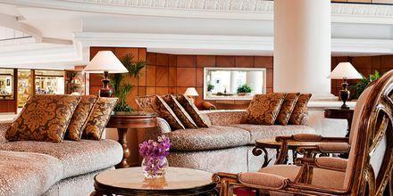 Lobbyen på Sheraton Jumeirah Beach Resort i Dubai, De Forenede Arabiske Emirater.
