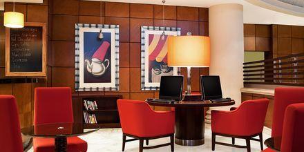 Link@Sheraton Cafe på Sheraton Jumeirah Beach Resort i Dubai, De Forenede Arabiske Emirater.