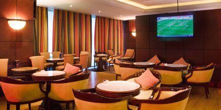 Sportsbar på Sheraton Jumeirah Beach Resort i Dubai, De Forenede Arabiske Emirater.