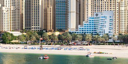 Sheraton Jumeirah Beach Resort i Dubai, De Forenede Arabiske Emirater.