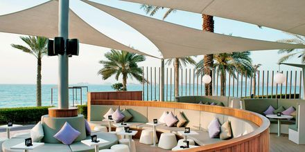 Bliss-loungebar på Sheraton Jumeirah Beach Resort i Dubai, De Forenede Arabiske Emirater.
