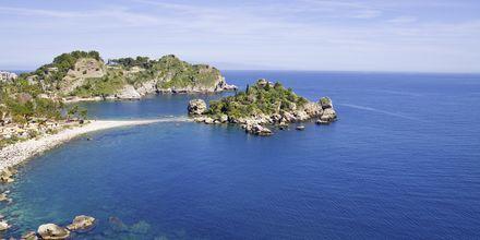 Østkysten på Sicilien