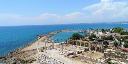 Apollo og Athenas tempel i Side, Tyrkiet