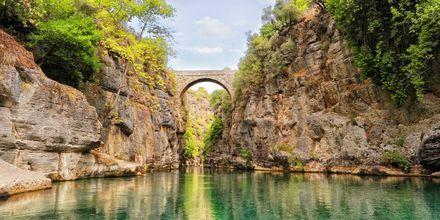 Manavgatfloden, Tyrkiet